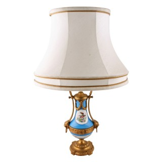 Sévres Porcelain Table Lamp