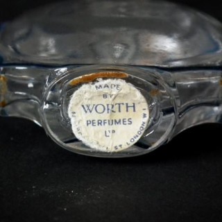 René Lalique Perfume Bottle: 'Worth - Requete'