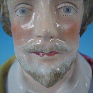 Staffordshire Shakespeare bust