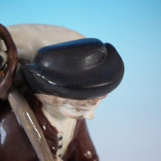 Staffordshire Pearlware 'Lost Sheep Found' Figure