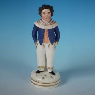 Shelton? Staffordshire Sailor boy figure