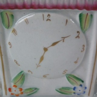 Staffordshire Wesley clock group