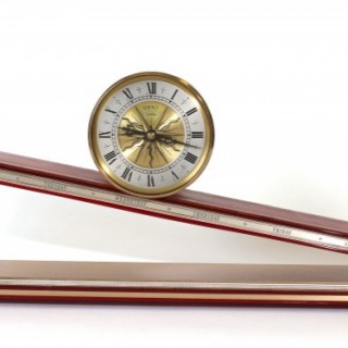 Dent Inclined Plane clock