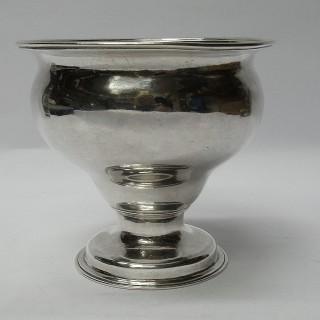 George III Silver Bowl