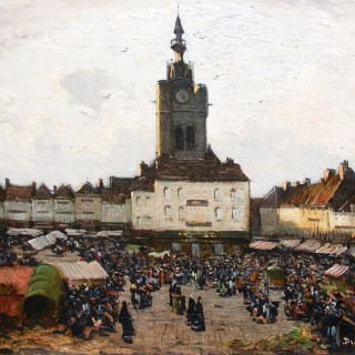 THE MARKETPLACE, BETHUNE
