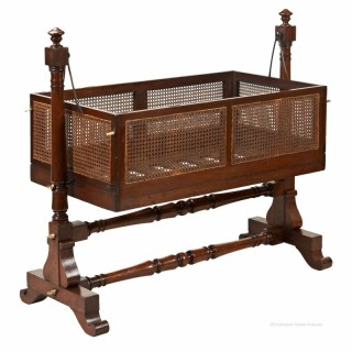 Portable  Antique Cot