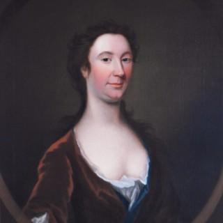 PORTRAIT OF A LADY, C1740
