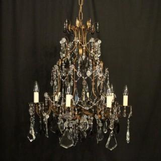 Buy antique chandeliers lapada italian florentine 8 light antique chandelier aloadofball Images