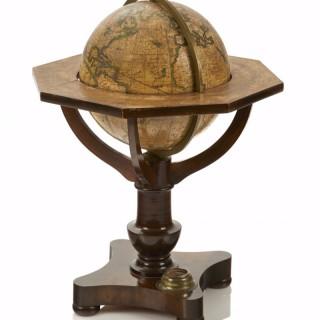 19th century desk globe