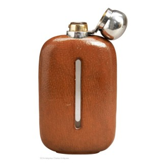 Antique Hip Flask By Dixon