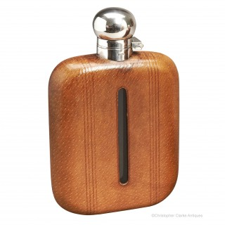 Small James Dixon Hip Flask