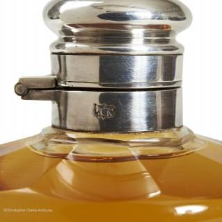 Vintage Cased Flask & Beakers by Dixon