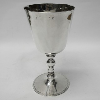 Antique James I Silver Wine Cup