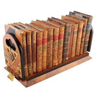 Pollard Oak Betjemann's Patent Book Slide