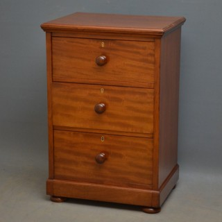 Fine Quality Victorian Mahogany Chest of Drawers