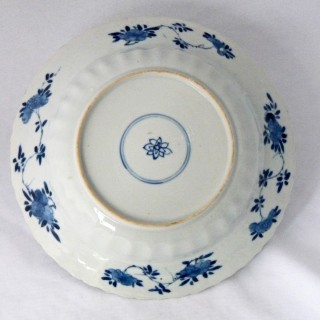 kangxi Blue and White Deep dish