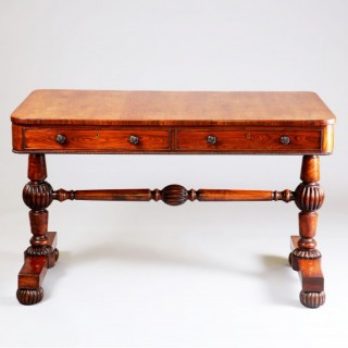 KINGWOOD WILLIAM IV WRITING TABLE