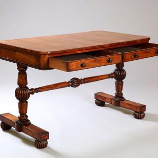 KINGWOOD WILLIAM IV WRITING TABLE