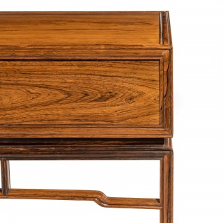 Mid century hardwood Sideboard