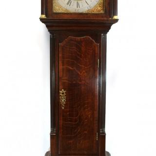 1770s 8-day Longcase clock, Owen of Llanrwst