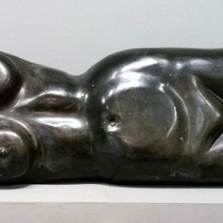 Cyril Spackman  Horizontal Torso c1930's