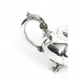 Antique Sterling Silver Teapot Paul Storr 1836