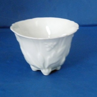 Chinese 18th Century Blanc de Chine Libation Cup