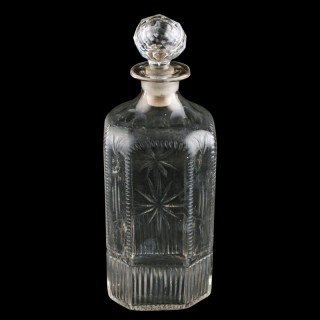 Mid 19th Century Spirit Decanter