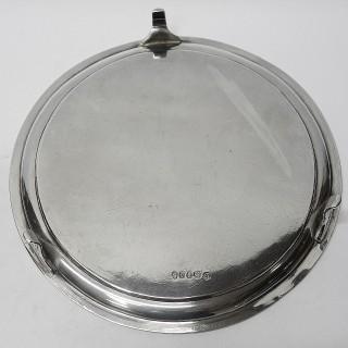 George III Silver Salvers