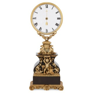 19th Century mystery clock by Houdin