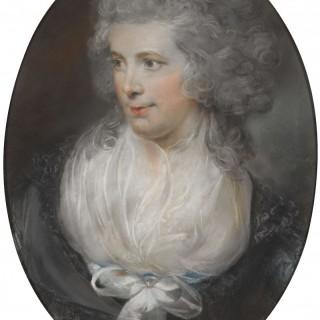 Pair of 18th Century Pastel Portraits