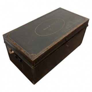 George IV Travelling Trunk