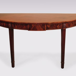 Antique 18th Century mahogany Console/Serving Table.