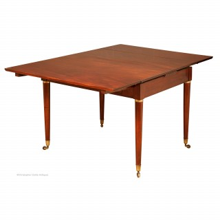 Small Antique Universal Table