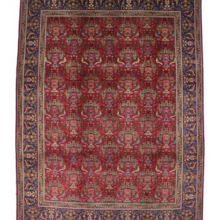 TRADITIONAL PERSIAN TABRIZ RUG