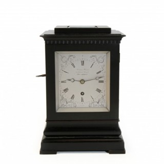 Small library clock, James Hux Picadilly