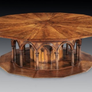 A Monumental Italian Centre Table