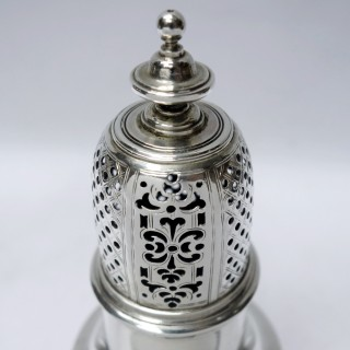 George II Silver Caster