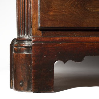 Fine George II Architectural Chest of Drawers