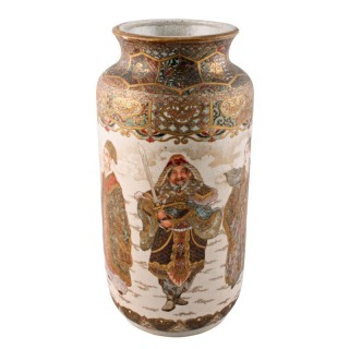 19th Century Japanese Satsuma Vase