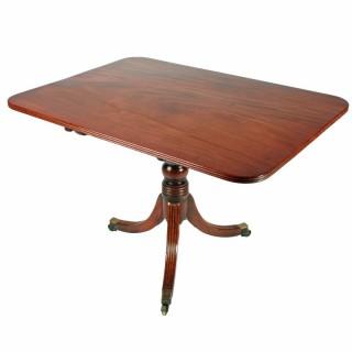 Regency Tip Top Supper Table