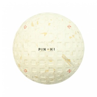 Mesh Pin-Hi Golf Ball