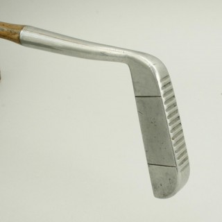 Ben Sayers Hickory Shafted Benny Putter