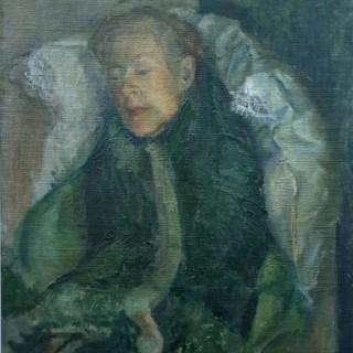 Patrick George  (1923-2016)  Portrait