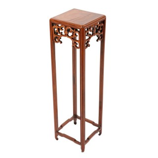 19th Century Chinese Huanghuali Stand