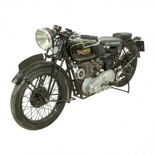 Triumph 3/2 Motorcycle