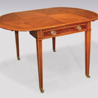 Late 18th Century mahogany Pembroke Table