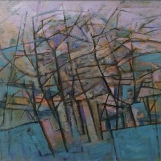 Paul Mount (1922-2009) Mistral