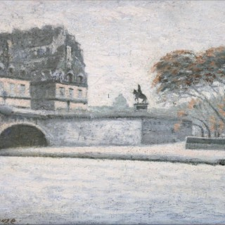 Winter on Seine