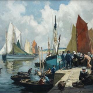 Concarneau - The Quay